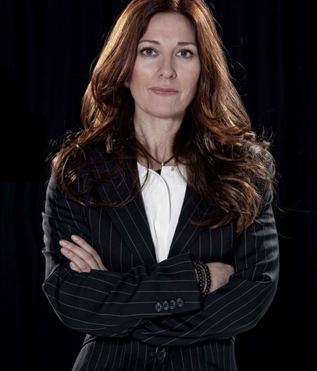 Gemma Martín Peinador es fiscal