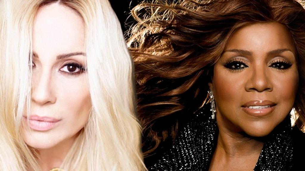 Divas: Marta Sánchez & Gloria Gaynor en Starlite 2014 Marbella