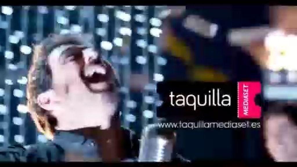 Compra tus entradas para la Gira de Antonio Orozco en Taquilla Mediaset
