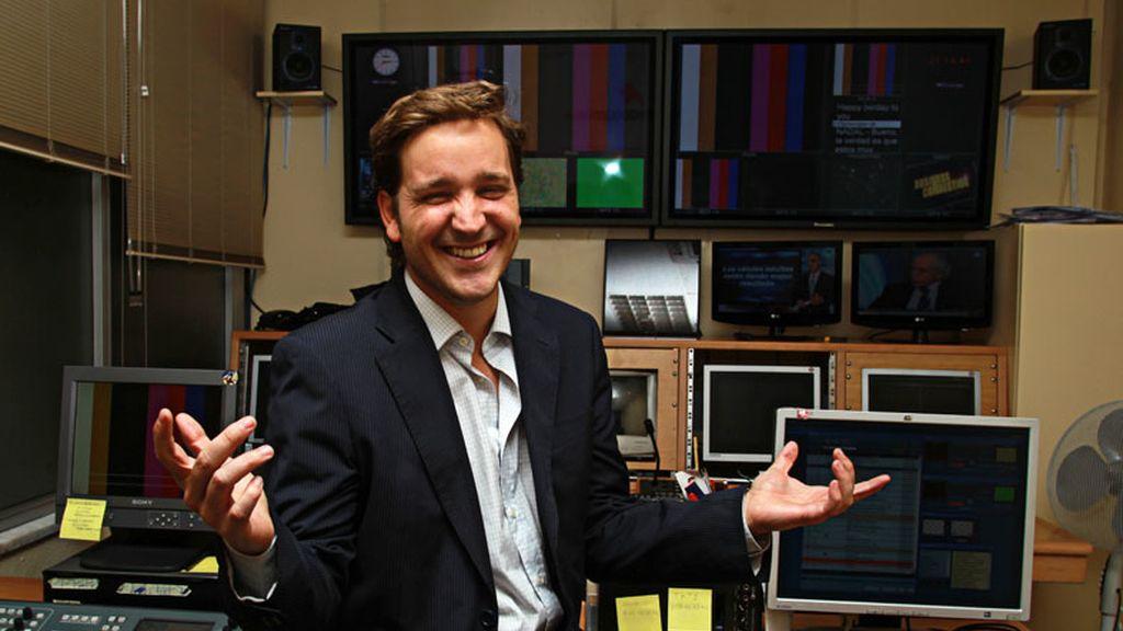 Marcial Cuquerella, ex director de Intereconomía TV