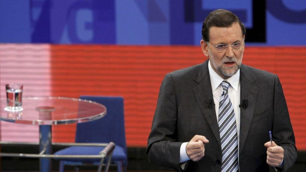 Rajoy tengo una pregunta para usted