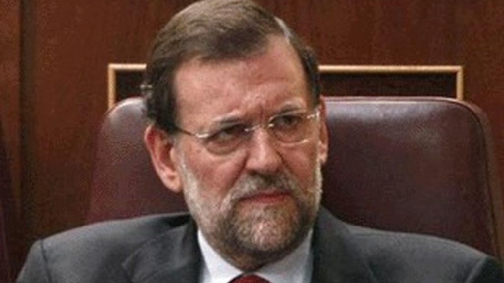 Mariano Rajoy, líder del Partido Popular.