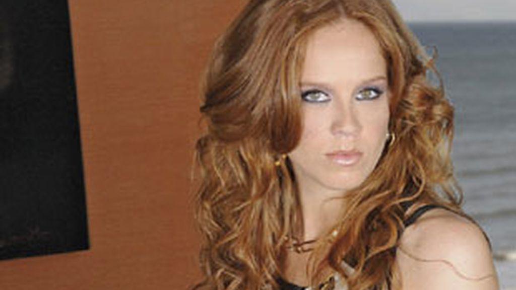 María Castro, protagonista de 'Sin tetas no hay paraiso', Telecinco