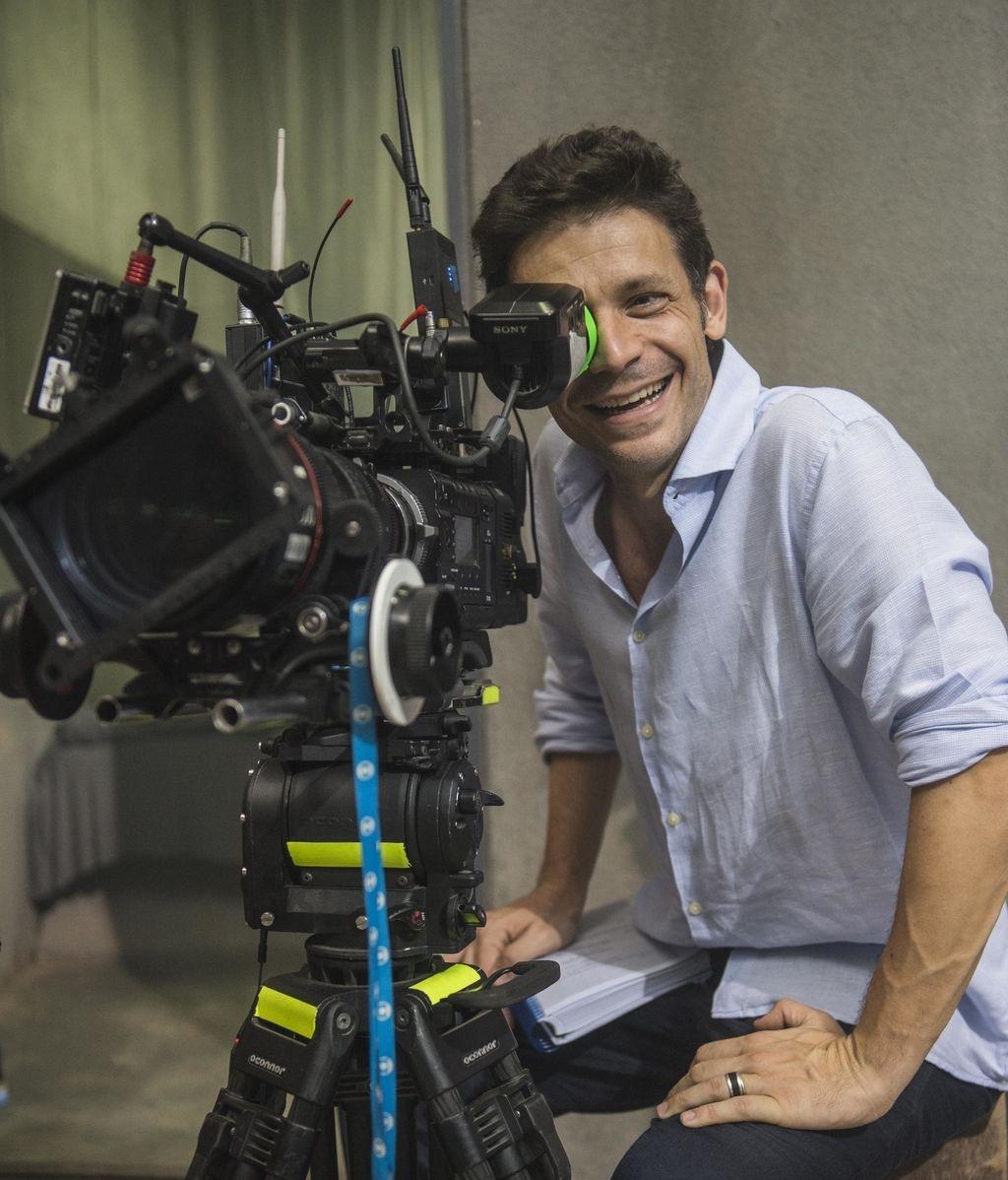 Imágenes de la serie de Mediaset España 'Supermax'