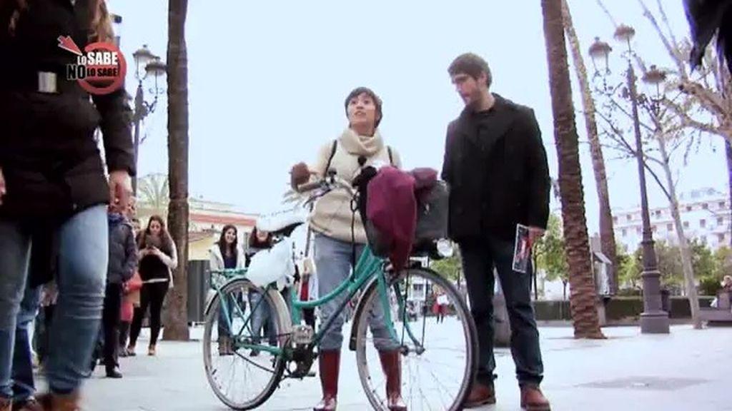La bicicleta, protagonista del programa