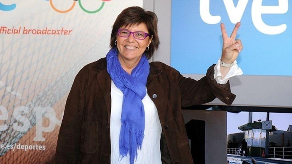 Vuelve María Escario