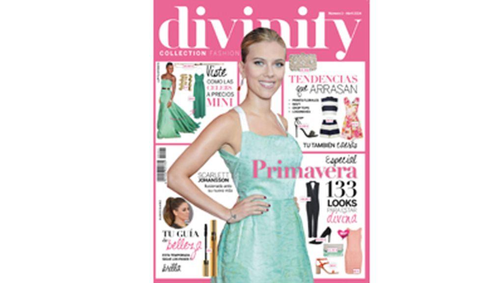 Revista 'Divinity' número 1