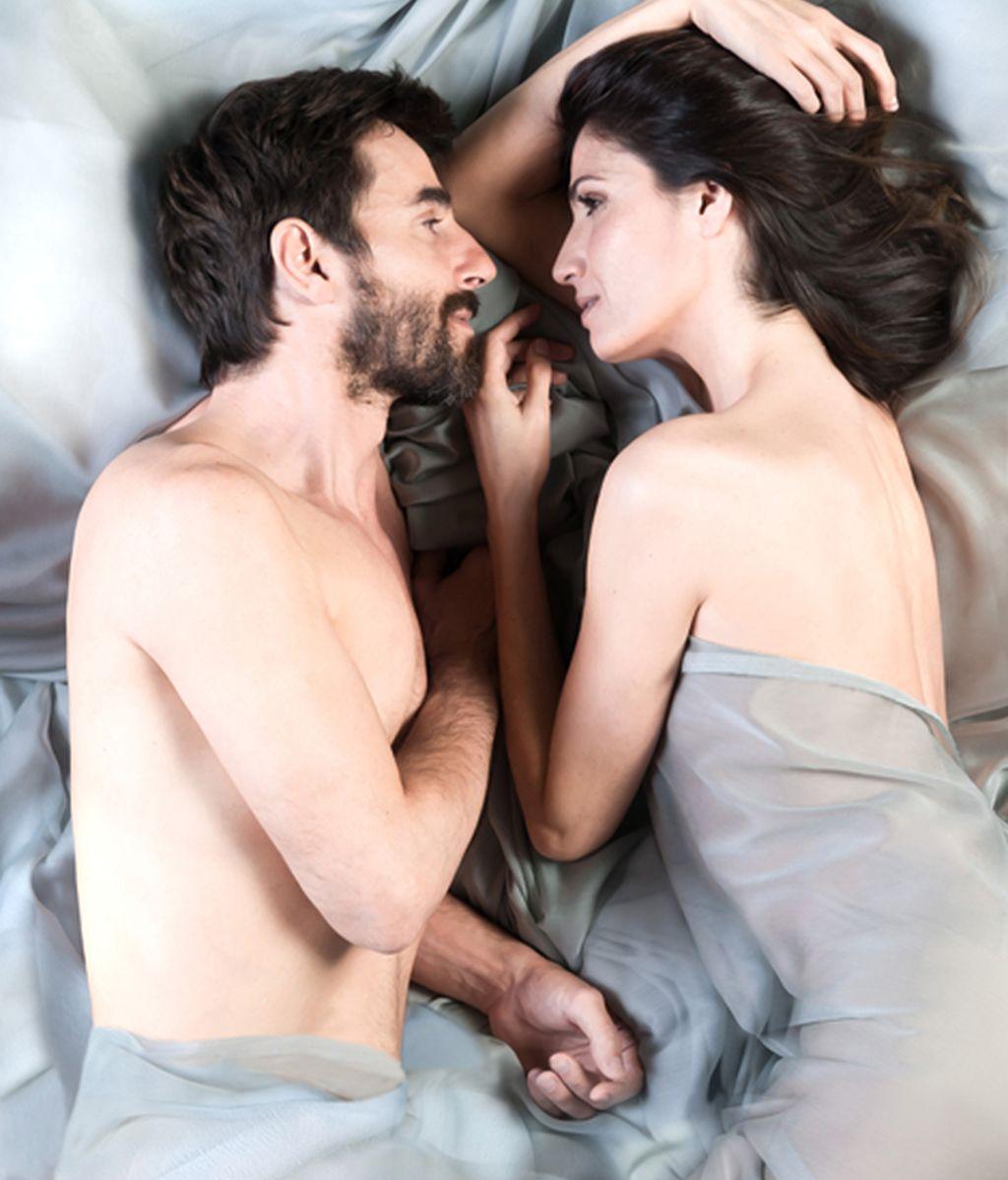 Elia Galera es Teresa y Santi Millán es Pablo