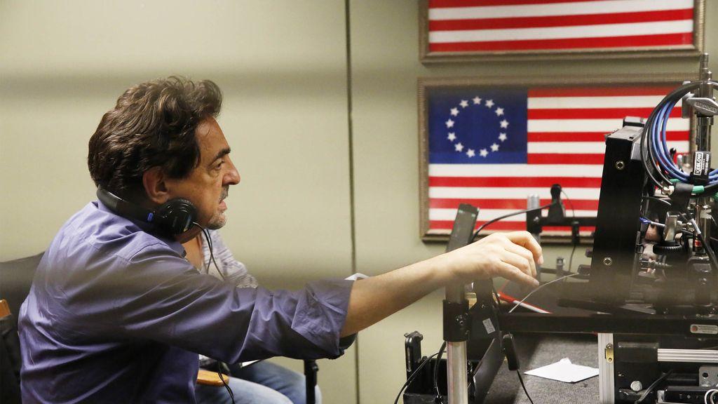 Episodio de 'Mentes criminales' dirigido por Joe Mantegna