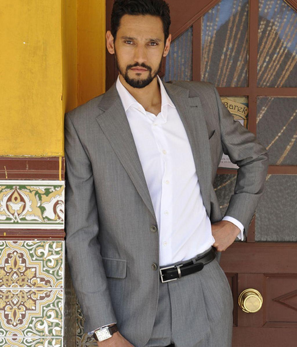 Stany Coppet es Khaled, el prometido de Fátima