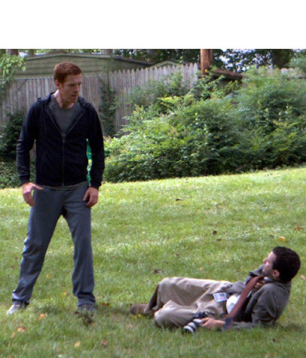 Claire Daines y Damian Lewis protagonizan la serie de intriga creada por los exguionistas de '24' Alex Gansa y Howard Gordon