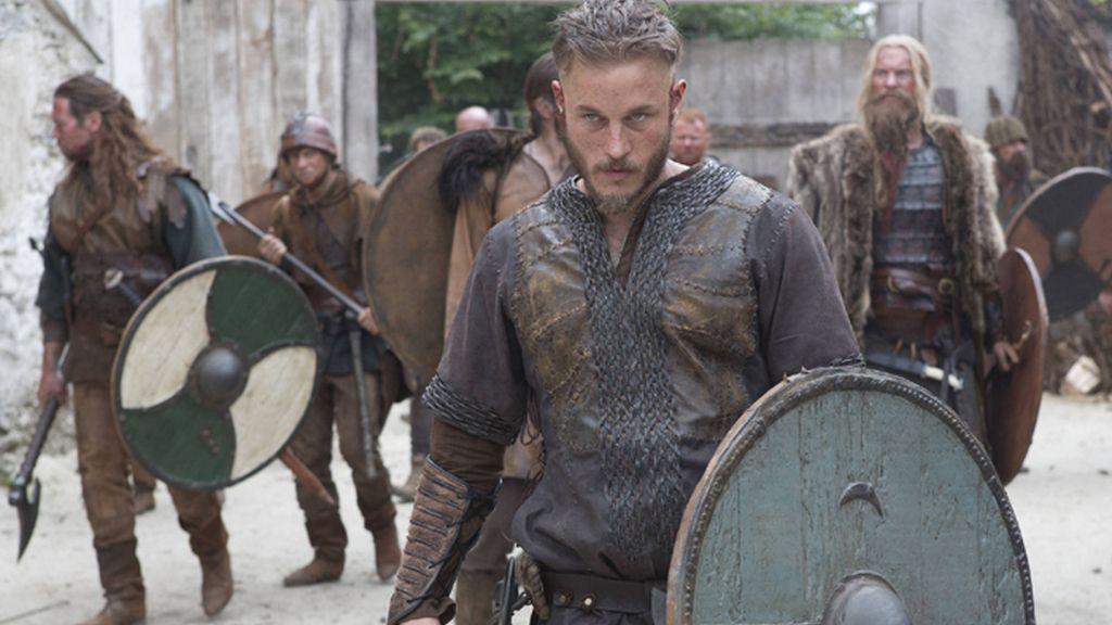Brutalidad y sangre al estilo nórdico en 'Vikingos'