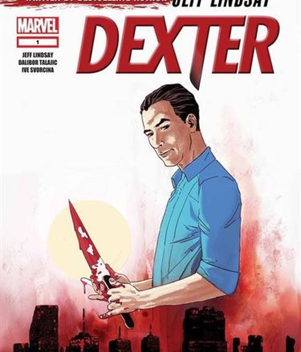 Cómic 'Dexter'