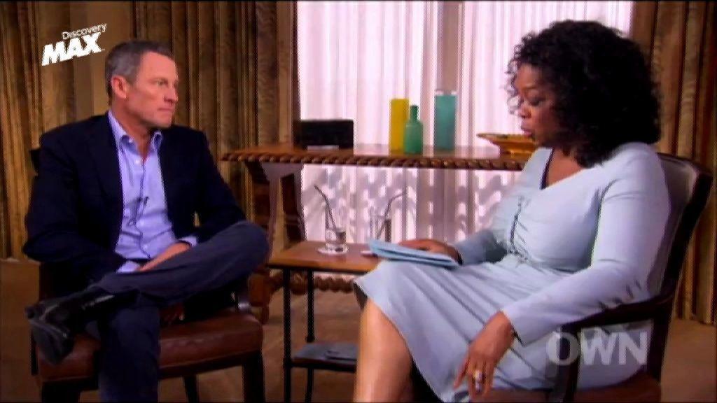 Armstrong habla sobre Emma O'Rielly, la primera que le acusó de dopaje