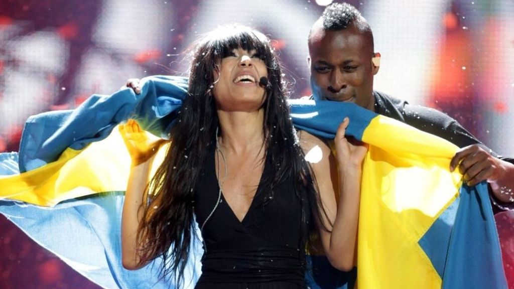 ganadora eurovisión