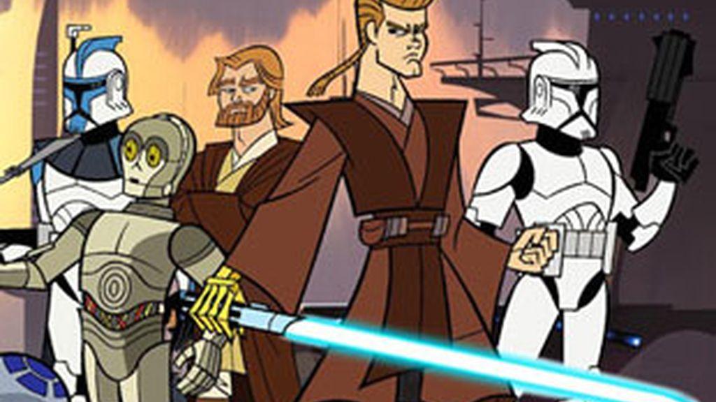 Lucasfilm Animation llevará a cabo una nueva serie de comedia animada de 'Star Wars'.