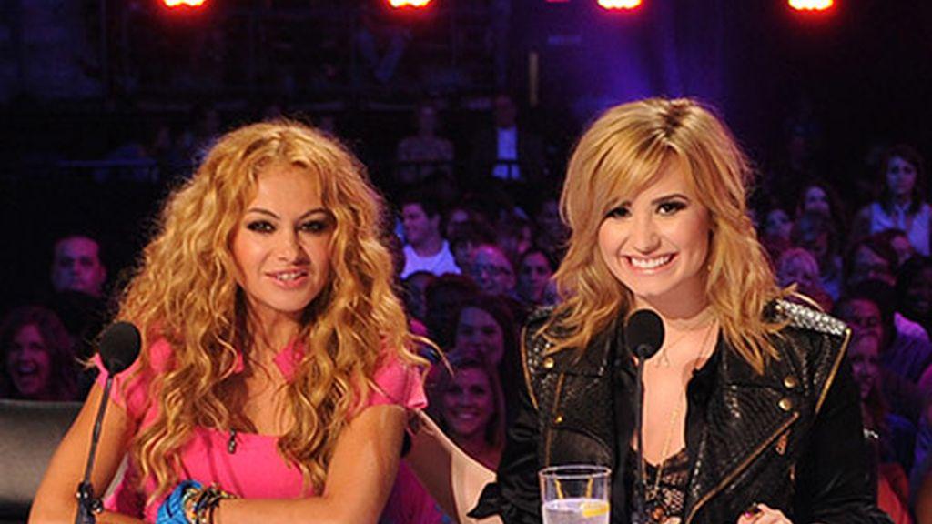 Paulina Rubio & Demi Lovato