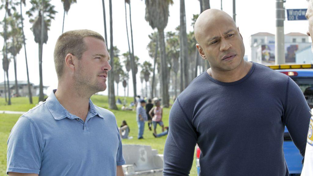 Callen, apartado del servicio en la cuarta temporada de 'NCIS: Los Ángeles'