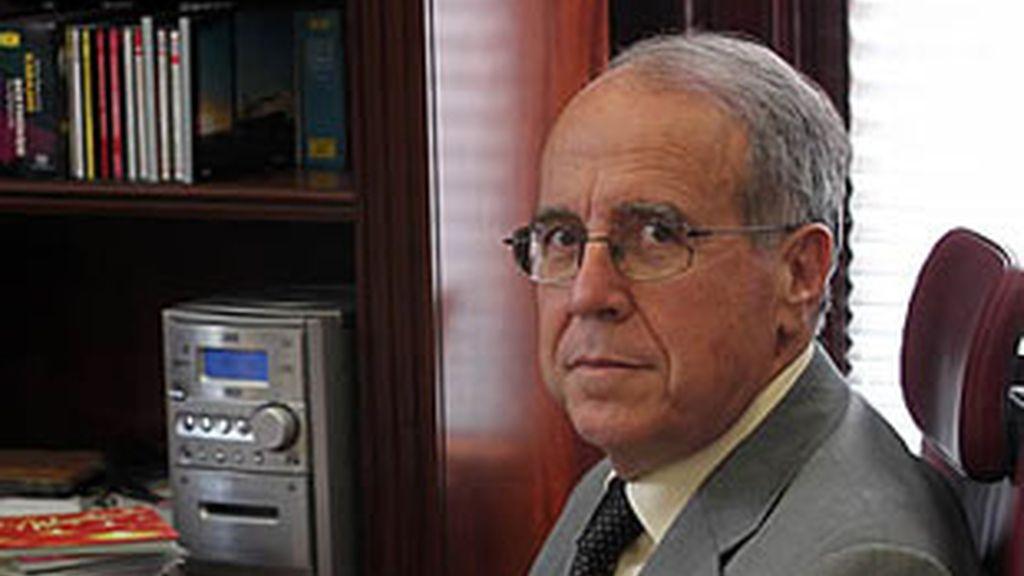 Luis Berenguer, presidente de la Comisión Nacional de Competencia (CNC).