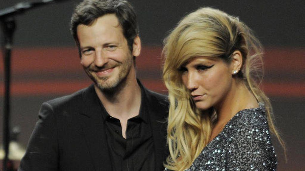 Kesha con Dr. Luke
