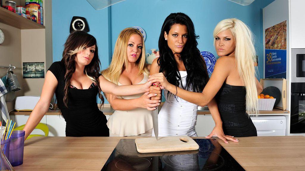 Chicas 'Gandía Shore'
