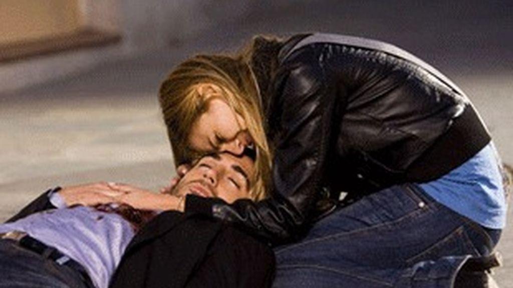 El Duque y Catalina, en el desenlace de la segunda temporada de 'Sin tetas no hay paraíso'.