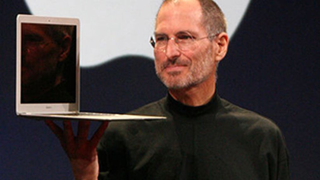 Steve Jobs, presidente de Apple.
