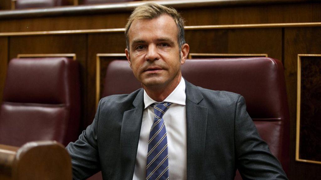 Francisco Márquez, diputado por Ceuta