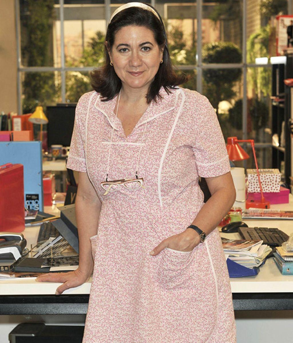 Luisa Martín es Carmen