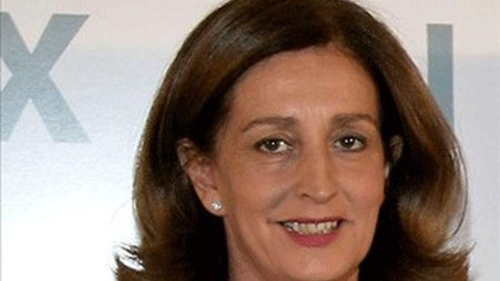 La directora general de Radio Televisión Madrid, Isabel Linares.