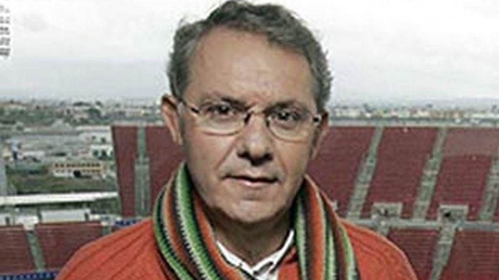José Ángel de la Casa.