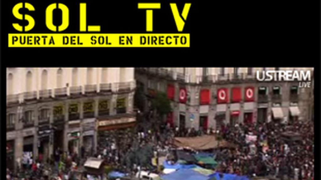 Imagen de la web Sol TV.