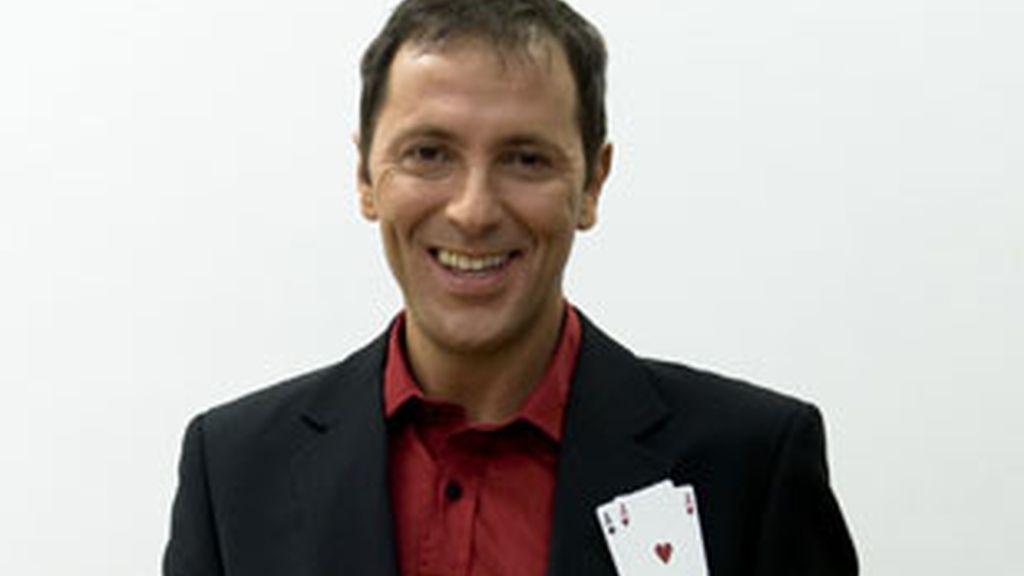 Paco González, presentador de 'Pokestar' (Antena 3).