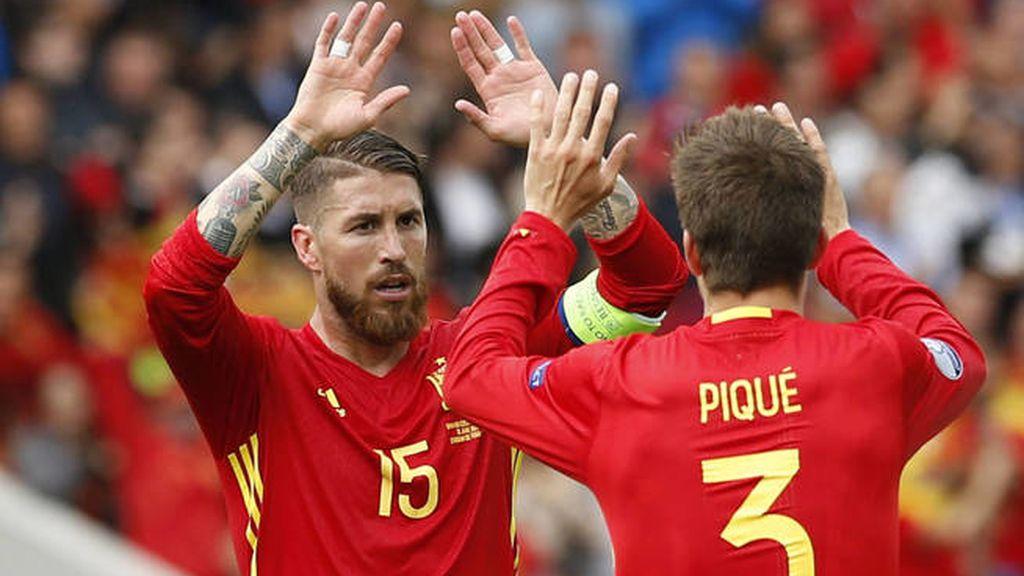 España en Eurocopa 2016