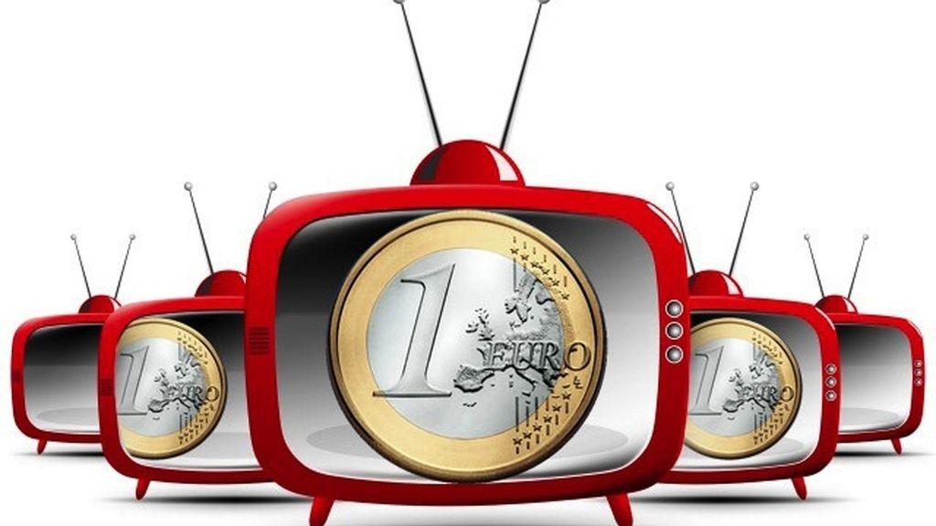 El gasto en televisión de pago cae un 8,1% hasta junio