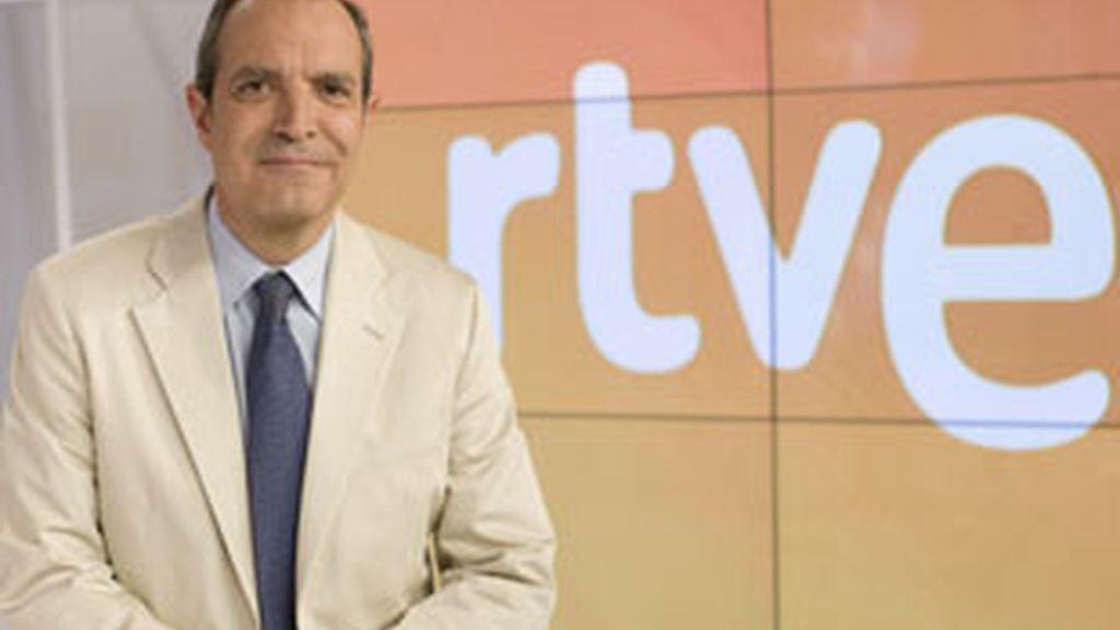 Luis Fernández, presidente de la Corporación RTVE.
