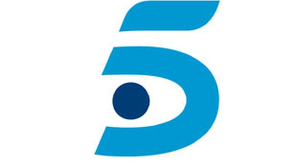 Logotipo de Telecinco.