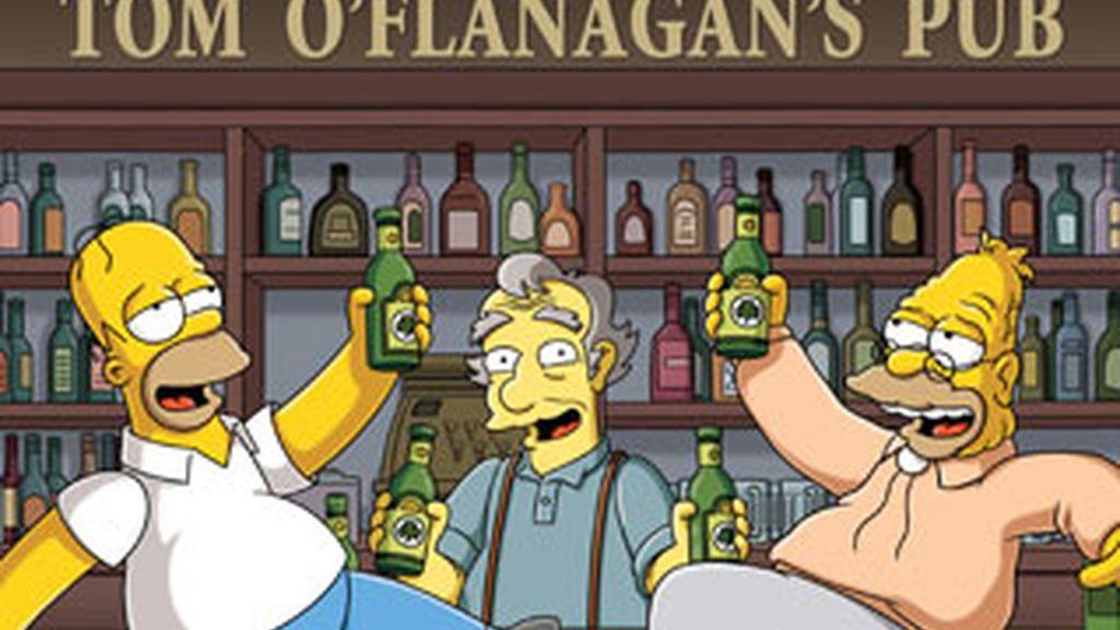 'Los Simpsons'.