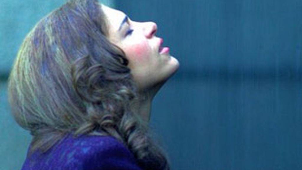 Irene Visedo interpreta a la Duquesa durante su juventud