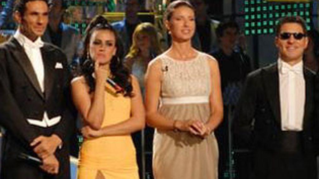 Finalistas de la sexta edición de '¡Mira quién baila!'.