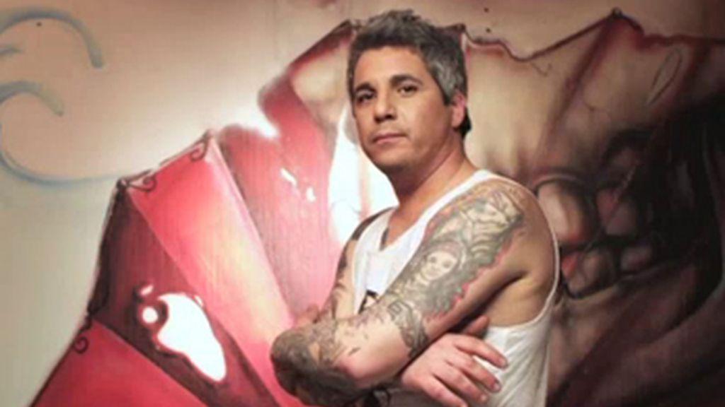 Leo Millares, el tatuador de las estrellas... y de Discovery Max
