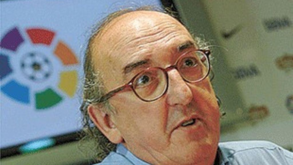 Jaume Roures, presidente de Mediapro y socio de La Sexta.