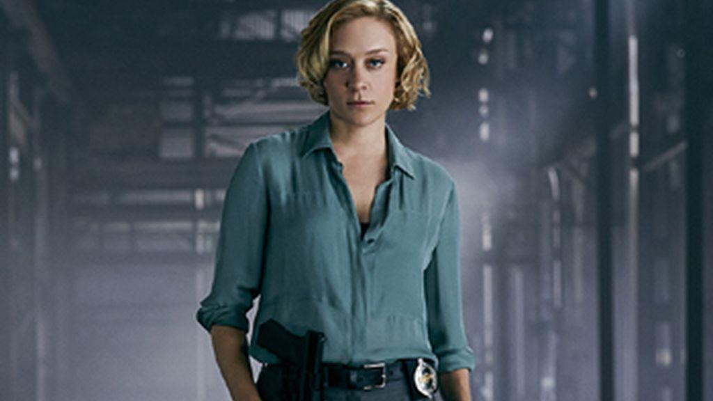 La detective Jensen, especialista en asesinatos en serie en 'Los que matan'