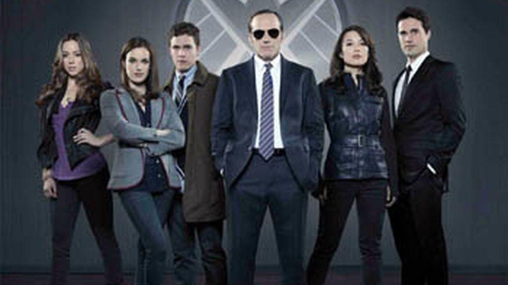 Los nuevos héroes de Marvel aterrizan en ABC