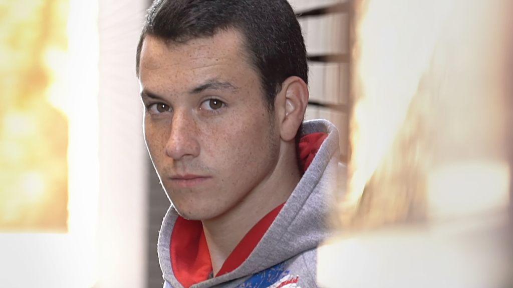 Roberto, protagonista del sexto programa de la décima temporada de 'Hermano mayor, en Cuatro