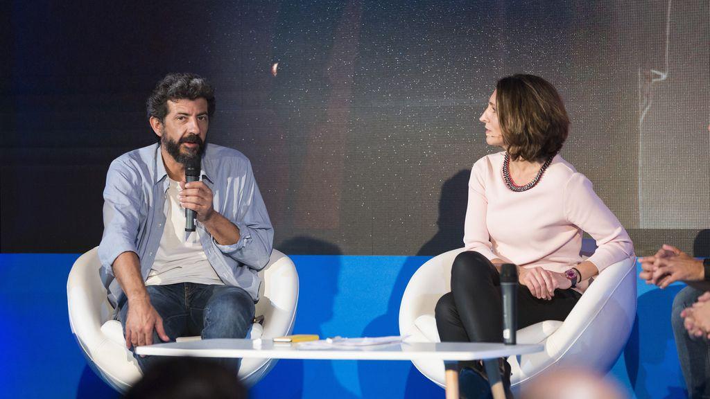 Alberto Rodríguez, director de 'La peste'