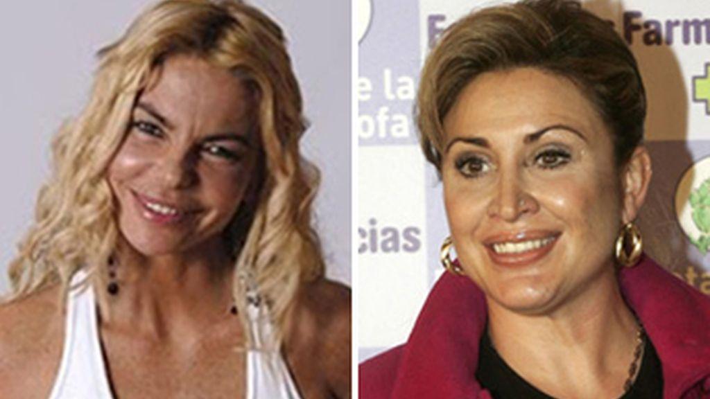 Leticia Sabater y Raquel Mosquera, pareja en 'Expedición imposible'