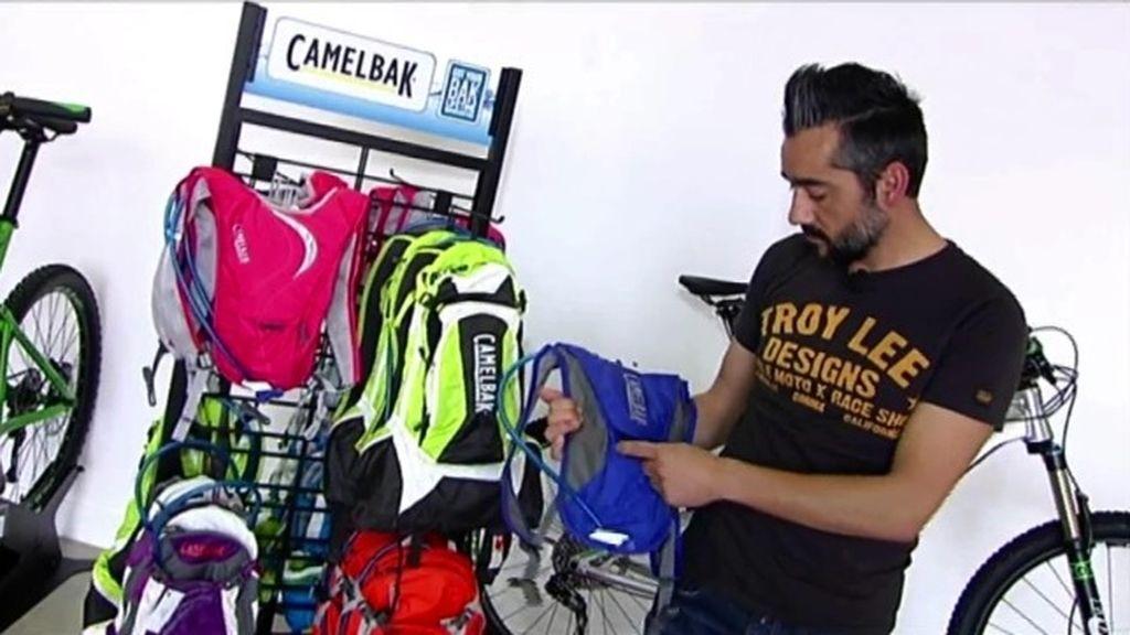 Team Bike: la mejor compañera de ruta es una buena equipación