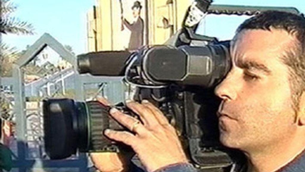 El cámara de Telecinco José Couso.