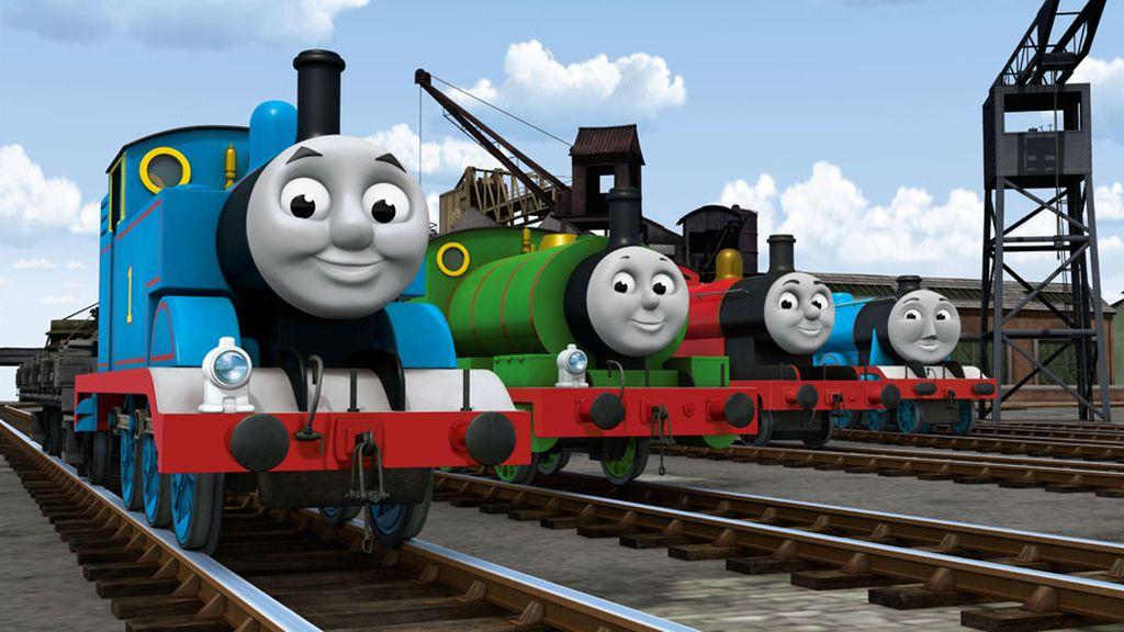 Thomas y sus amigos. Boing